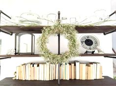 DIY Baby's Breath Wreath — StyleMutt - Your Home Decor Resource For All Breeds Of Style