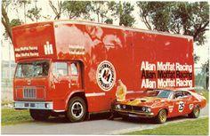 Alan Moffat Racing by Brimen, via Flickr