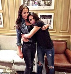 Nicholl also told how Jessica Mulroney (pictured) that had 'hidden' the couple away in her Toronto townhouse when news first broke of their relationship in late 2016