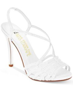 E! Live From the Red Carpet Tara Evening Sandals