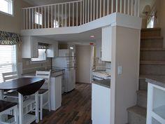 Campbell Floor Plan || Park Model Homes || Virginia & Pennsylvania