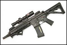 H&K rules. HK 416 D. 30rnd mag. Cal223 5,56mm
