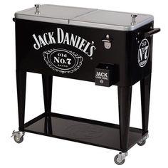 Jack Daniel's® Rolling Cooler