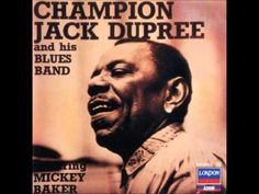 Champion Jack Dupree and His Blues Band - Garbage Man .1967