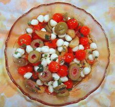 Mediterranean Tomato Salad Recipe - Food.com