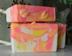 Handmade Japanese Yuzu Cold Process Milk Soap by NorCalSoaps