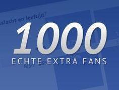 Maak direct gratis een account aan en start met het gratis ontvangen van #likes en fans op je #facebook pagina