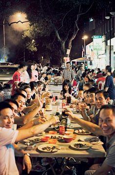 Malaysia food travel guide