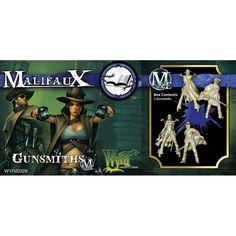 Image Result For Malifaux Gunsmith