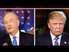 O'Reilly BEGS Donald Trump To Debate - http://bestnewsarchive.ca/oreilly-begs-donald-trump-to-debate/