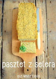 wegański pasztet z selera