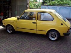 Fiat 127(903cc) - My first car