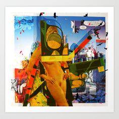 Essence Of Life · Zwischenwelten · Transfer & Dream 4c Art Print by Marko Köppe - $19.99