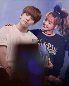 #Lalisa #Jungkook #Lizkook #JeonManoban #Bunicorn #Magniranthine #Bunny #Unicorn #Maknaecouple #Kookie #Limario #BTS #ARMY #BLACKPINK #BLINK #BANGPINK #BLACKSEONDAN credit by @owner Bts Jungkook And V, Blackpink And Bts, Perfect Couple, Sweet Couple, 17 Kpop, Kpop Couples, Bts Imagine, Korean Couple, Sabrina Carpenter