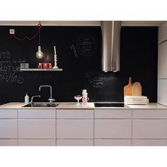 """""""Christmas at my kitchen ❤ søte @maritfolland lurte på om jeg ville vise et kjøkkenbilde ☺ her kommer det et fra i dag. Vil min søster…"""""""