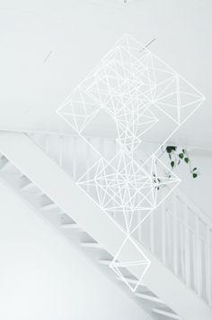 himmeli, modern, white, valkoinen - muotoseikka
