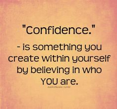 #Truth..  Have confidence in yourself. Don't be envious of other people. Stand out and outshine them by being an original version of YOU