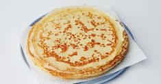 Classic French crepes are an easy to make and can be used in so many sweet or savory meals. We explain three basic steps for mastering crepes at home and share recipes for using crepes, from dinner to spectacular desserts. Shawarma, Crepe Recipe Martha Stewart, Cupcakes, Breakfast Recipes, Dessert Recipes, Breakfast Ideas, Mexican Breakfast, Pancake Recipes, Breakfast Sandwiches