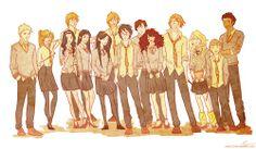 Dumbledore's Army by Viria