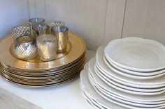 China cabinet essentials and how to style them