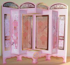 Pink Screen Card