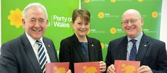 Plaid launch manifesto in North Wales