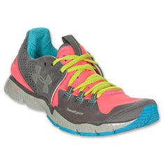 Under Armour Charge RC Women's Running Shoes (neon pulse/graphite/capri) ($120)