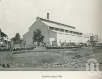 """<span class=""""caption-caption"""">Nambour sugar mill</span>. <br />From <span class=""""caption-book"""">Australia Unlimited</span>, <span class=""""caption-creator"""">Edwin J Brady</span>, <span class=""""caption-publisher"""">George Robertson & Co</span>, Melbourne, 1918, collection of <span class=""""caption-contributor"""">Centre for the Government of Queensland</span>."""
