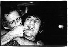 Keith & Ronnie