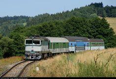 RailPictures.Net Photo: CD 754 031 3 Ceske Drahy CD 754 at Horice na Sumave, Czech Republic by Jaroslav Dvorak