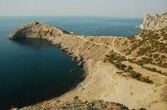 Novy Svet, Crimea (6 km from Sudak)