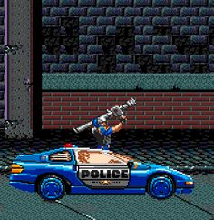 Street of Rage - Police