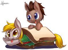 Id like to be a sandwich! by ~jggjqm522 on deviantART