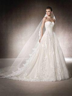 Les 80 plus belles robes de mariée St. Patrick 2017 Image: 22