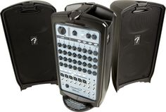 FenderPassport 500 Pro Portable PA System
