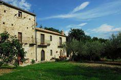 In Bomba (regio Abruzzen) is dit authentieke vakantiehuis te vinden. Deze is via onze website te huren.
