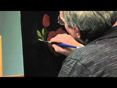 How to Paint a Floral in Oils, Part 2