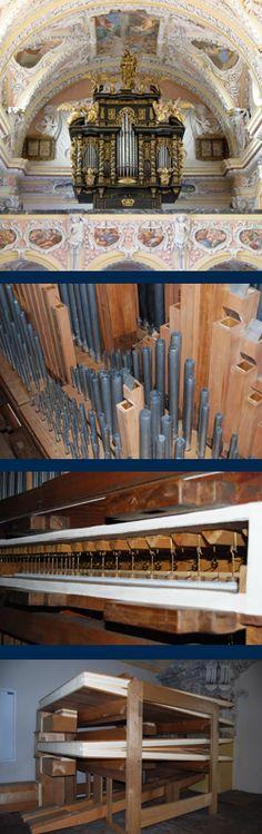Ardning/Frauenberg, Wallfahrtskirche Frauenberg Mariä Opferung – Organ index, die freie Orgeldatenbank