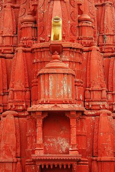 Detail of the Brahama Temple | Flickr - Photo Sharing!