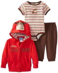 Carter's Watch the Wear Baby-Boys Newborn Moose 3 Piece Jacket Set, Red, 3-6 Months Carter's Watch the Wear,http://www.amazon.com/dp/B00CH10HPI/ref=cm_sw_r_pi_dp_Igxysb1ANC03K48F