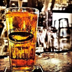 #ThirstyThursday today at The Whale & Ale! Happy hour drinks and apps all night for 2 big Thurs night football games. Get front row seats & one of the best bargains in town! #happyhour #thursdaynightfootball