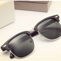 Eyewear Vintage Retro Unisex Sunglasses Women Brand Designer Men Sun  Glasses 10 Colors Oculos De Sol Feminino Y5 36619478db