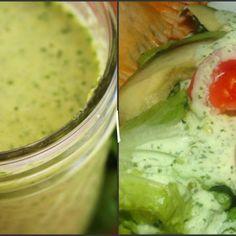 Cilantro Lime Salad Dressing Recipe | Key Ingredient