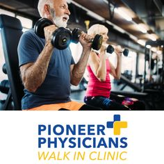 How Much Exercise do you Need? Visit Pioneer Physicians Monday to Saturday to Walk In Clinic, Do You Need, Get In Shape, Workout Programs, Improve Yourself, Exercise, Getting Fit, Ejercicio, Excercise