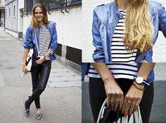 Đồng hồ dây vải - Xu hướng thời trang mới của giới trẻ