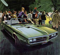 1968 Pontiac Firebird 400 Convertible: Art Fitzpatrick and Van Kaufman