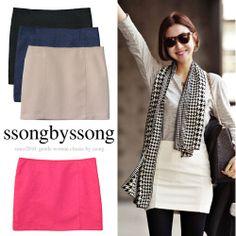 New Maybe A-Line Mini Skirt