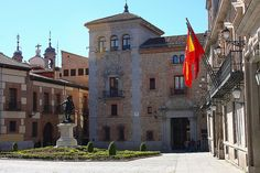 Plaza de la Villa. Madrid |