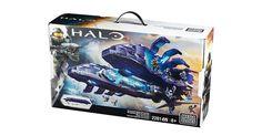 Halo - Covenant Spirit Dropship   Mega Bloks