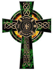 Fir Na Tine Fir Na Tine Men Of Fire Irish Maltese Cross